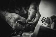 Goya Kusz: Dłonie