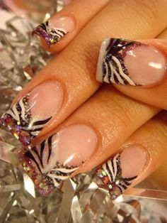 Nail Art: SQUARES