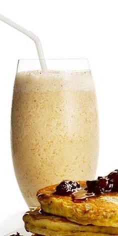 Spiced Banana-Almond Smothie  - Simple calorie-burning recipes to lose weight fast