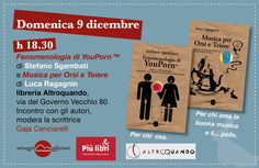 """Stefano Sgambati e Luca Ragagnin con due libri che tolgono il fiato, da leggere """"di pancia"""" #piulibri2012"""