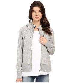 Bench Women's Effortless Full Zip Hoodie *** This is an Amazon Affiliate link. You can find more details by visiting the image link.