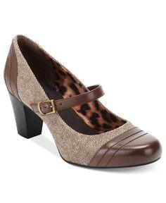Clarks Women's Sapphire Mary Jane Pumps - Shoes - Macy's