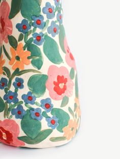 Image of Spring Garden Vase
