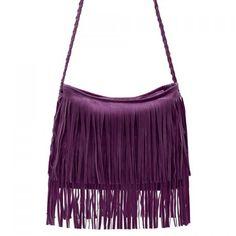 Fringe Design Crossbody Bag For Women
