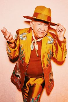 Leslie Jordan, Everyone Knows, College Life, Spam, Basil, Hipster, Hollywood, Inspire, Queen