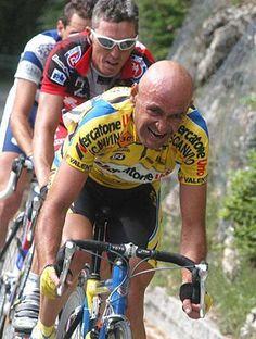 Marco #Pantani  #GirodItalia 2003