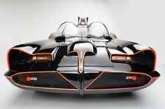 Cool cars 2019 The original Batmobile as built by George Barris for the TV show… Original Batmobile, Batman Batmobile, Batman 1966, Batman Robin, Batman Comics, Dc Comics, Batman Car, Corvette C3, Film Cars