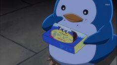 ピンドラ21話2号ペンギンの里