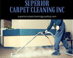 Superior Carpet Cleaning Inc can restore your furniture and make it look like new again with the powerful upholstery cleaning service. Our highly skilled and qualified professionals know just how to treat and deal with each and every type of problem.Call us to find out more about our healthy cleaning services. #CarpetSteamCleaning #UpholsteryCleaning #AirDuctCleaning #TileCleaning #GroutCleaning #PetStainRemoval #OdorRemoval #CarpetRepair #FreeEstimate #EmergencyService…