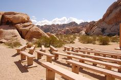 the ampitheater at indian cove | Flickr - Photo Sharing!