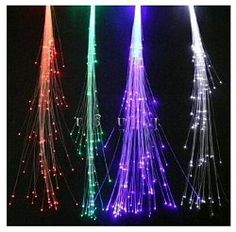 Fun LED Hairlights Just $9.99!