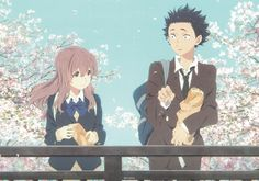 Holy fuck this movie damn surprised. Absolutely loved it A Silent Voice is definitely a not a masterpiece though but it is in its own right. But fuck this movie hurt my damn heart. Anime:A Silent Voice Manga A Silent Voice, Disney Marvel, Studio Ghibli, Anime Love, Anime Guys, Animation, Koe No Katachi Anime, A Silence Voice, Japan Expo