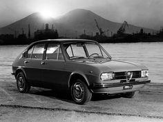 1972–77 Alfa Romeo Alfasud (901)