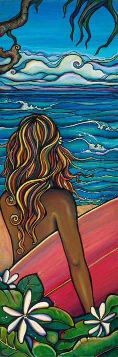 ☆ North Shore :→: Artist Colleen Wilcox ☆