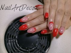 Red, passional, simple