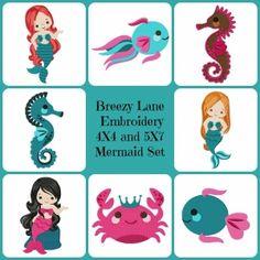 MermaidsSet