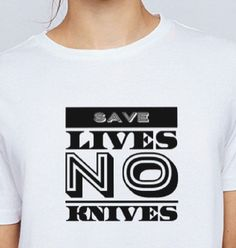 Requested by many we must work to remove Knives on the streets lives depend on it. Knives, How To Remove, Twitter, T Shirt, Photos, Tops, Women, Fashion, Knifes