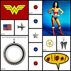 Aren't we all Wonder Woman?! Love it? Want it? Want it for free? Book a party, In home or Facebook party today and earn these and more for free!!! Want it all??? Message me Amanda Verdo Independent Designer 35767,  to learn how to join my team, make extra money and earn free products!! Or check out these products and more at Amandaverdo.origamiowl.com