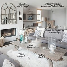 Get the Look - Glamouröses Chalet