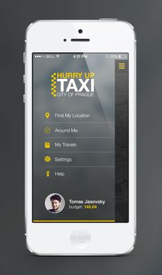 Dribbble - SideMenu_Real_Pixels.png by Tomas Jasovsky