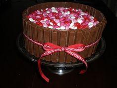 Valentines Day cake.