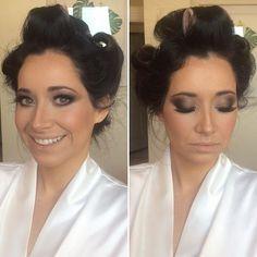 Lindeza de hoje! 💗 #nofilter #semfiltro  Makeup: #manuguerra Hair: #femaria #equipemanuguerra #noivasmanuguerra #makeup #maquiagem #beauty #beleza #bride #noiva #noivas #noivasrj #noivasrio #noivasriodejaneiro #noivacarioca #casamento #bridestyle #wedding #inesquecivelcasamento #bridebeauty #bridalbeauty #penteado #manuguerramakeup  #glowing #flawless #milaefelipe