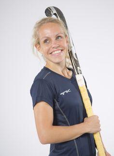 Lydia Haase, German striker, European Champion for #TKHockey
