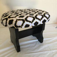 ELLESCAGE children stool. $27