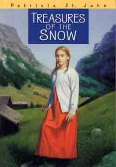 treasures of the snow book  One of my absolute favorites!