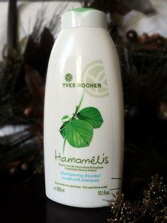 Yves Rocher Hamamelis shampoo for delicate skin