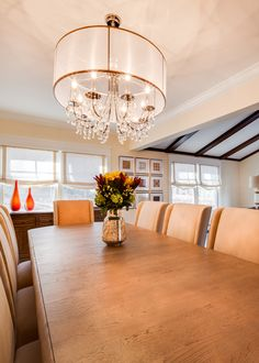 Kitchens & Dining Rooms - JENNIFER PACCA INTERIORS  #interiordesign #bernhardt #designmaster #crystalrama #homedecor #design #decor #diningroom #chandelier #inspiration #interior #furniture #artwork #diy #inspo #romanshades #cozy #rustic #color #modernchandelier #luxuryrealestate #luxurydesign #luxury #realestate #progress #dreamhome