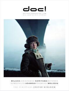 doc! photo magazine #19 - cover Cover photo: Rafal Milach
