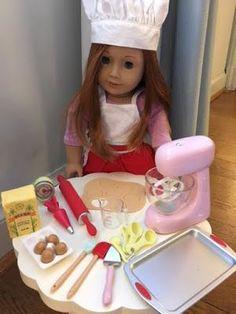 Our Generation Baking Set   Karen Mom of Three's Craft Blog   Bloglovin'