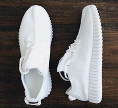 Love Adidas.  Highly dislike Kanye. Love the shoes, tho. #yeezy