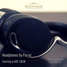 Get the Superior Audio Quality from Parrot     http://beyonder.co/electronics/parrot-zik-3-headphones-black-leather?utm_content=social-7qxr0&utm_medium=social&utm_source=SocialMedia&utm_campaign=SocialPilot     Premium Headphones at 5% OFF - AED 1518 and FREE SHIPPING    #Parrot #BestAtBeyonder