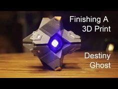 How to Get a Weathered Metal Finish on Your 3D Printed Props | Make: