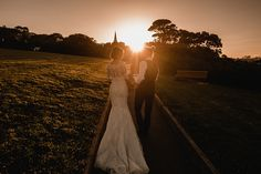 Bride in Pronovias Princia Lace Gown & Jacket | Outdoor Wedding at The Haven Hotel in Southern Ireland | Jason Mark Harris Photography