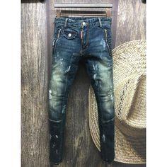 Dsquared2 D2 Jeans, long jeans