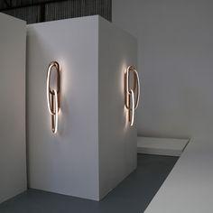 Fouette Wall Sconces | Light Sculpture | Niamh Barry - Contemporary International Artist & Light Sculptor