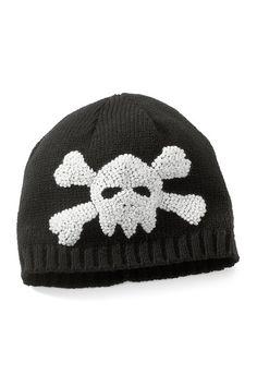 Knit Skull Beanie