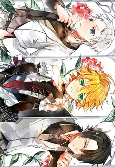 The promised neverland || Yakusoku no Neverland || by 小Da Fanarts Anime, Anime Characters, Anime Mangas, Manga Anime, Webtoon, Neverland, Anime Guys, Naruto, Otaku