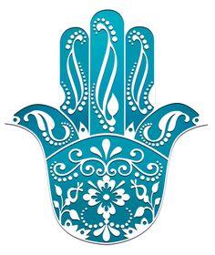 Ce Que Vos Mains et La Longueur De Vos doigts Révèlent De Vos Caractères Est Impressionnant Mandala Painting, Dot Painting, Mandala Art, Hamsa Hand Tattoo, Hamsa Art, Astronomy Tattoo, Hamsa Design, Hand Of Fatima, Jewish Art