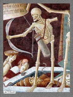 Danza macabra a Clusone