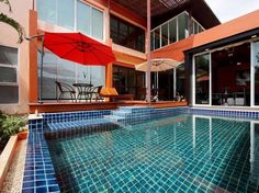 Check out this awesome listing on Airbnb: Phuket Modern Pool Villa - Bungalows for Rent in Chalong