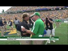 """Marshall University:  6th Annual """"Friends of Coal Bowl"""""""