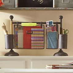 Desk Organizer from Through the Country Door® | NI43679