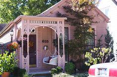 Precious Pink Cottage