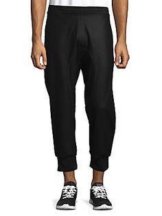 NEIL BARRETT SLOUCHY JOGGER PANTS. #neilbarrett #cloth #