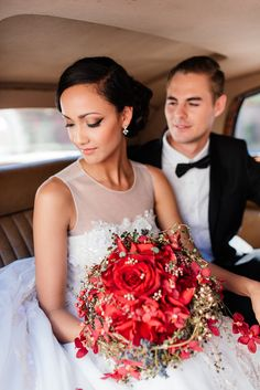 JJames Bond wedding inspiration - concept and flowers by Green Goddess flower studio and Debbie Lourens Photography Vintage Wedding Theme, Red Wedding, Wedding Colors, Wedding Events, Wedding Photos, James Bond Wedding, James Bond Party, Creative Wedding Ideas, Corsage