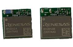 Renesas' RYZ012 Bluetooth Low Energy 5 Module Electronics Components, Electronics Projects, Robotics Projects, Bluetooth Low Energy, Arduino